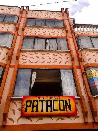 Sorata, Bolivia: Snack  El Patacon