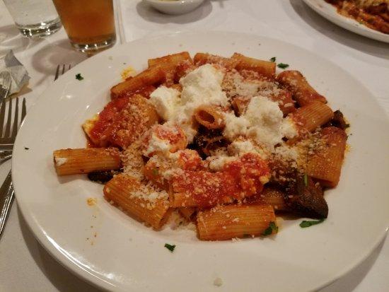 The Sicilian Ristorante : Pasta