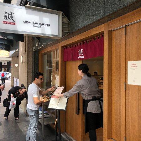 Makoto Sushi Bar: photo0.jpg