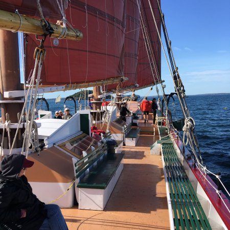 ‪Downeast Windjammer Cruises‬