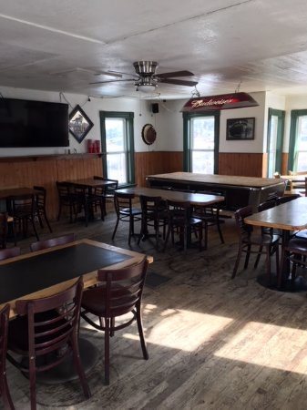 Palmer Lake, CO: Great upstairs dining and party area