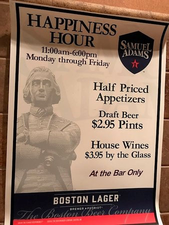 Epping, NH: happy hours