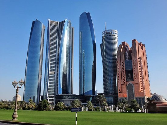‪Etihad Towers‬