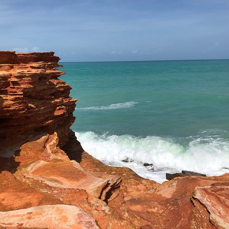 Gantheaume Point: Gorgeous views and colours