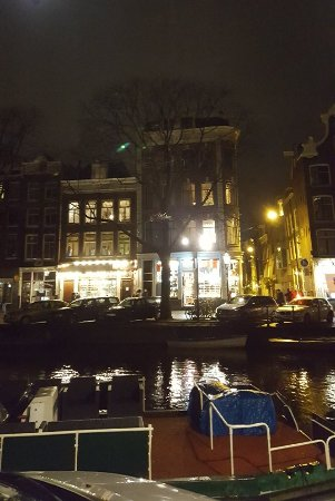 Emperor's Canal (Keizersgracht): Beautiful at night
