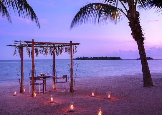 SALA Samui Chaweng Beach Resort Romantic Dinner