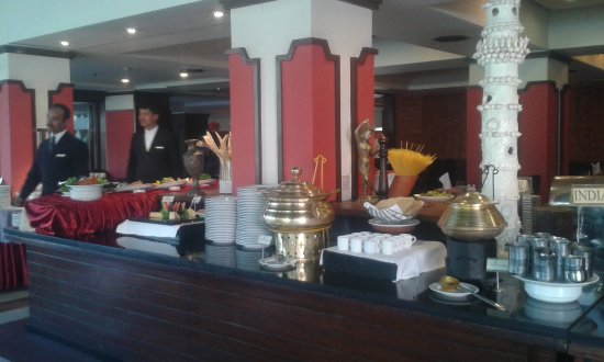 Hotel Yak & Yeti: when I went there in dining of Lunch hour in Yak & Yeti