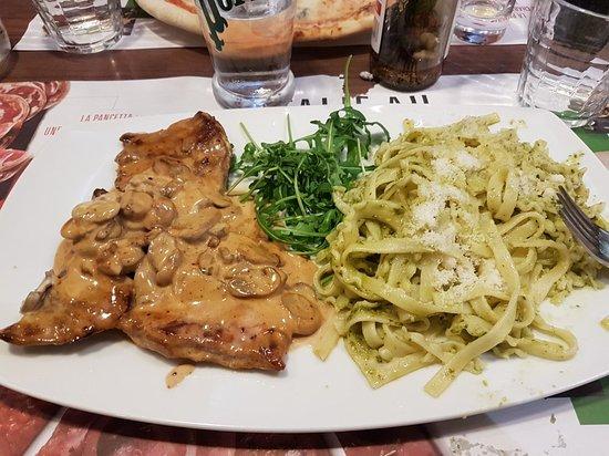 Restaurant Pizzeria Del Arte : 20180122_214059_large.jpg