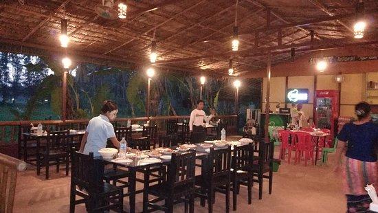 Snow White Restaurant Ngwe Saung Restaurant Reviews