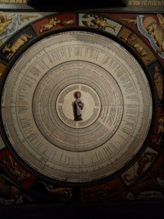 Lund, Suecia: Внутри кафедрального собора.