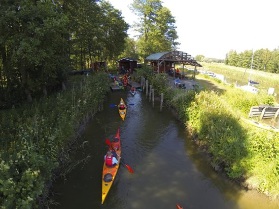 SE-Action Canoe Center