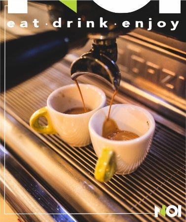 Accendi la tua giornata con un buon caffè da NOI.
