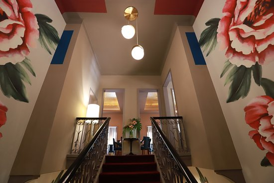 Staircase Picture Of Jardin Des Sens Restaurant Ho Chi Minh City