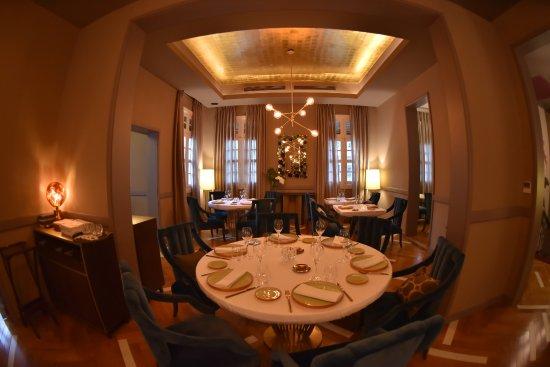 Our Main Dining Room Picture Of Jardin Des Sens Restaurant Ho Chi