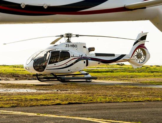 Robben Island Helicopter Flights