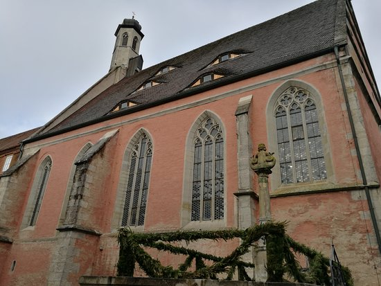 St. Johannis: Fachada