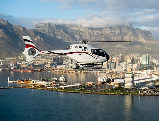 Cape Towns centrum, Sydafrika: Airbus Helicopters - Cape Town Helicopters