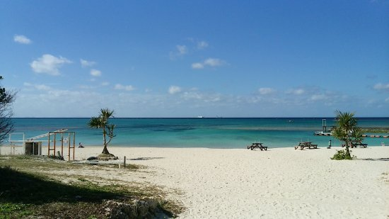 Zanpa Beach