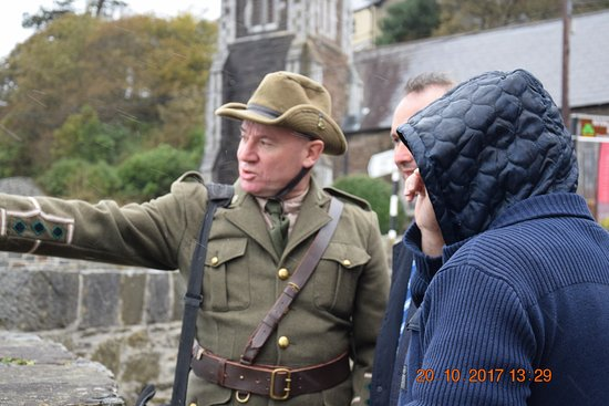 Cobh Rebel Walking Tours