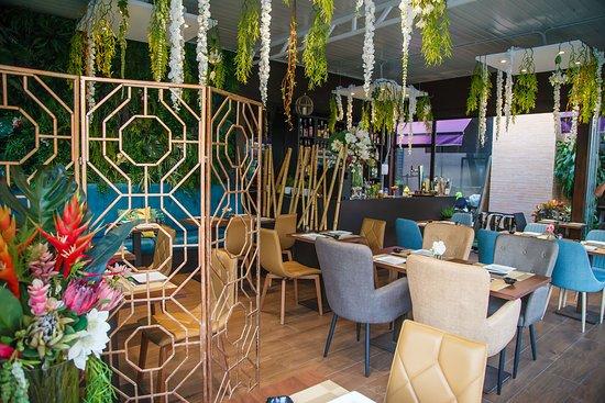 Terraza En Restaurante Kimoshi Picture Of Kimoshi
