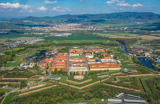 Hlavni Pevnost (Main Fortress)
