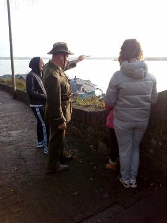 Коб, Ирландия: Cobh Rebel Walking Tours