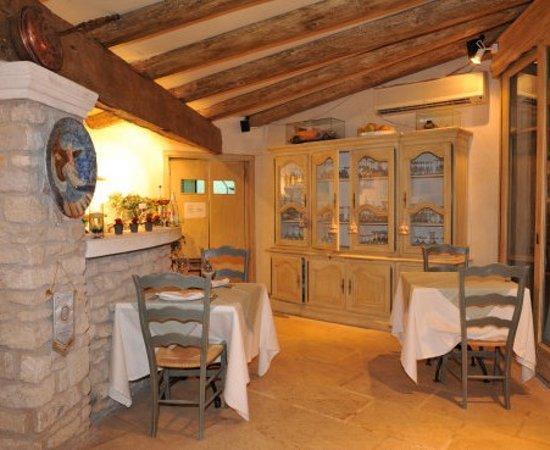Restaurant du Moulin d'Aure: L'intérieur de notre salle de Restaurant