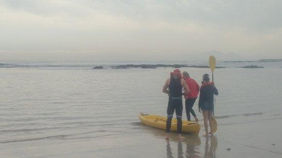 Gordon's Bay, Sydafrika: Kayak Retnal