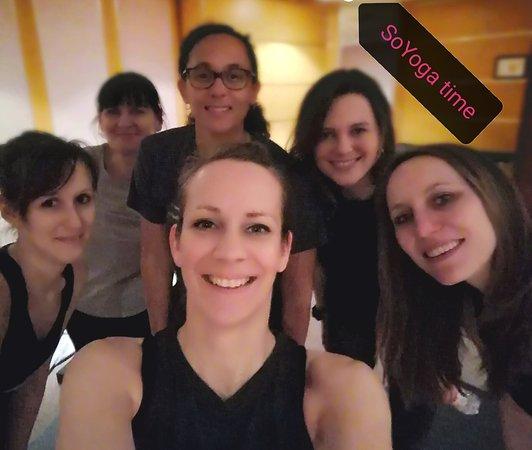 Sofitel Budapest Chain Bridge: Yoga Class