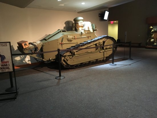 National Infantry Museum and Soldier Center : Fort Benning Museum