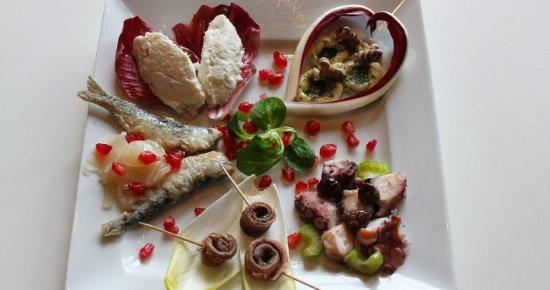Výsledek obrázku pro ANCORA restaurant venice