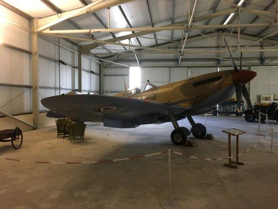 Malta Aviation Museum: Spitfire
