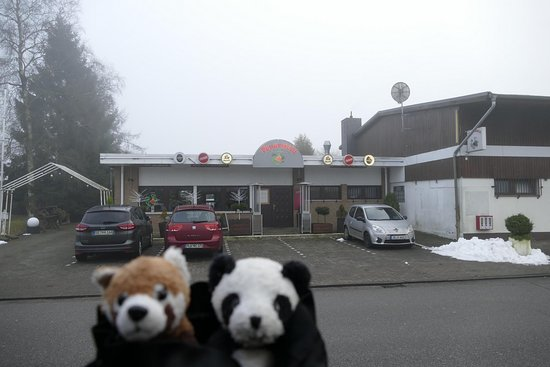 Trappenkamp, Германия: das Restaurant