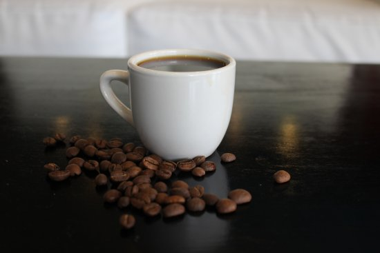 Ephrata, Pensilvania: Coffee, Lattes, and other espresso options are available