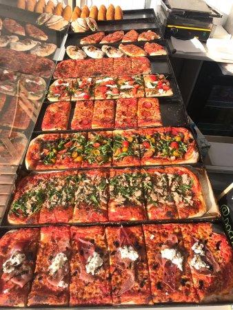 Sorry, no diet today! Sicilian feast at Poco :)