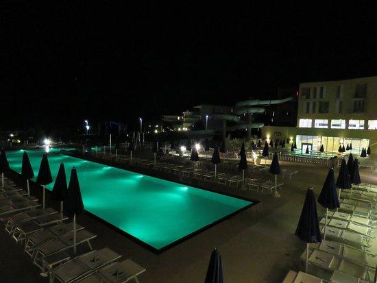 Falkensteiner Family Hotel Diadora : calme et détente le soir