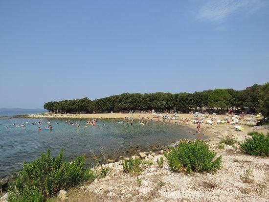 Falkensteiner Family Hotel Diadora : très belle plage