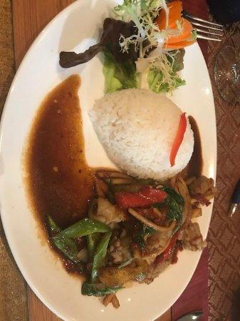 restaurante thaidy en madrid con cocina tailandesa