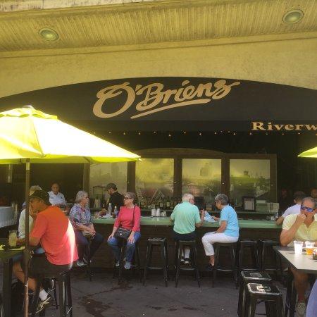 O'Brien's Riverwalk Cafe: photo4.jpg