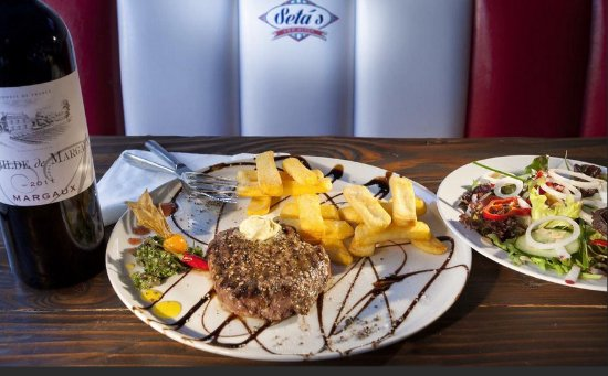Uderns, Αυστρία: Filet