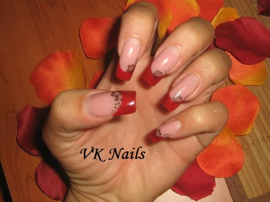 Uñas De Gel Gel Nails Picture Of Tenerife Canary Islands