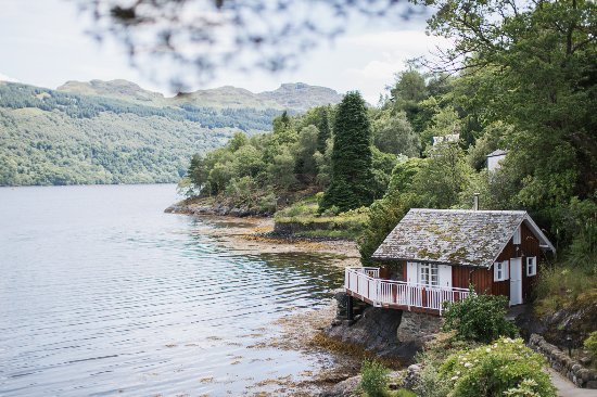 Loch Goil, UK: Our Beautiful Summerhouse