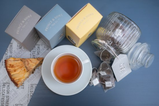 The High Street Delicatessen: Tea for two ... or one ...