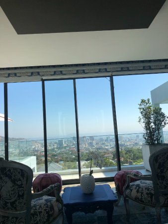 MannaBay: View from bed