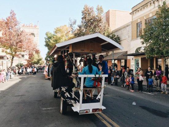 Waco Pedal Tours
