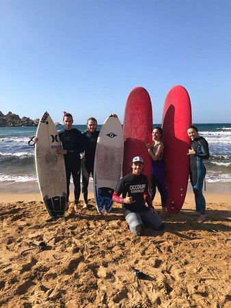 Malta Surf School