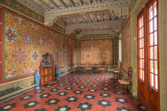 Costalpino, Италия: One of the halls of the Villa