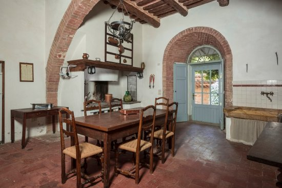 Costalpino, Италия: Old dining room