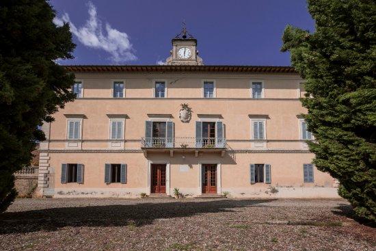 Costalpino, Italy: The villa