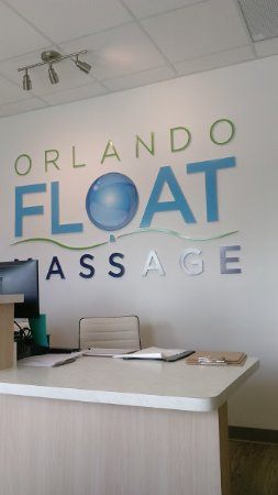 ‪Orlando Float & Massage‬